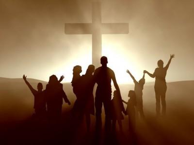 Источник жизни у Креста
