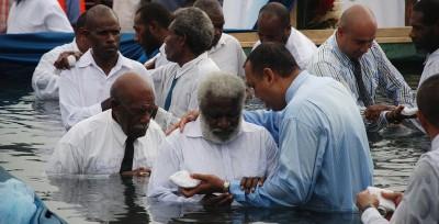 Проблемы после крещения