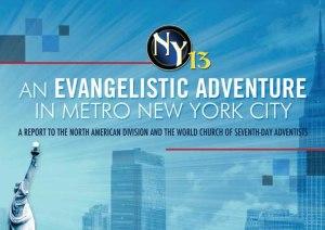 Евангелизация Нью-Йорка в 2013 году
