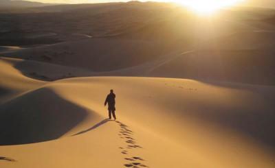 6 урок «Победа в пустыне»