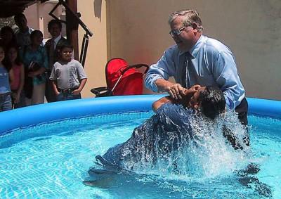 Повторное крещение