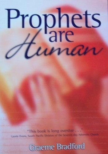 Обзор книги «И пророки тоже люди».  Часть 1