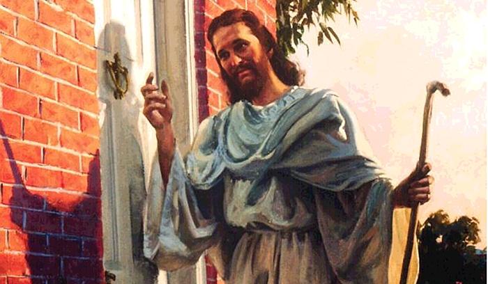 СТУЧИТ ЛИ ИИСУС В СЕРДЦЕ ГРЕШНИКА