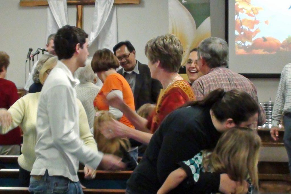 Главное в церкви