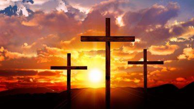 ИИСУС НА КРЕСТЕ