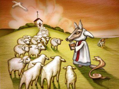 9 урок от ПА: ЛЖЕХРИСТИАНСТВО (обольщение последнего…)