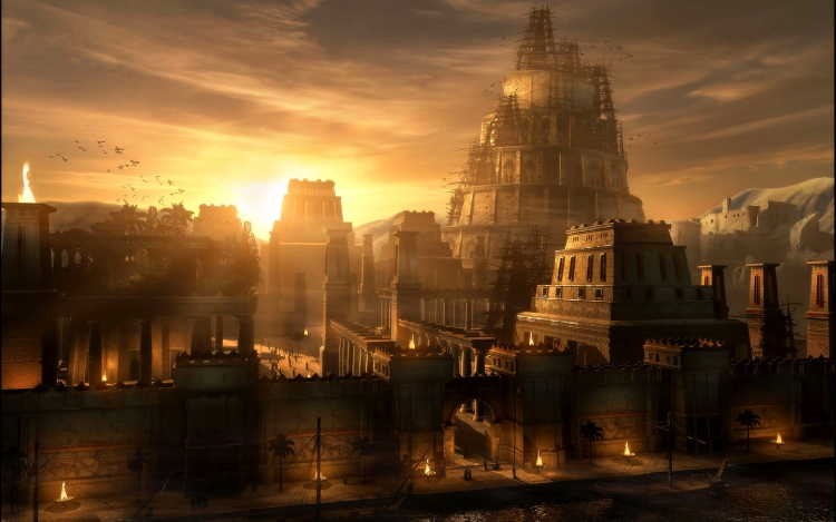 12 урок от ПА: ВАВИЛОН ВНУТРИ НАС (Вавилон и…)