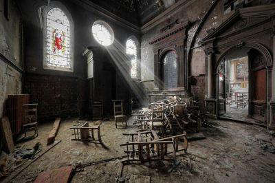 НЕЗДОРОВЫЕ ХРИСТИАНСКИЕ ОРГАНИЗАЦИИ