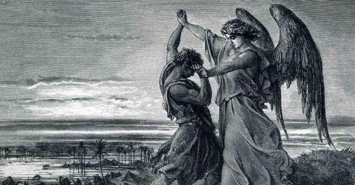 БОРЬБА ИАКОВА С АНГЕЛОМ В ОПИСАНИИ ЕЛЕНЫ УАЙТ