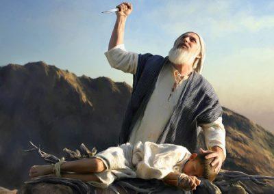БОГ ТРЕБУЕТ ПРИНОСИТЬ В ЖЕРТВУ ДЕТЕЙ