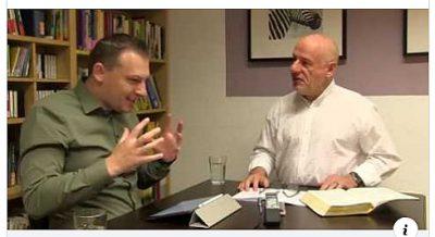 Субботняя школа с пастором Отто Вендель