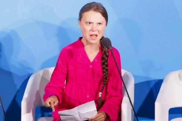 ГРЕТА ТУНБЕРГ — ГК: ПРЕКРАТИТЕ ПЕЧАТАТЬ УРОЧНИКИ!