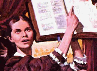 НАМ НУЖНА ЕЛЕНА УАЙТ, ЧТОБЫ ПОНИМАТЬ БИБЛИЮ?