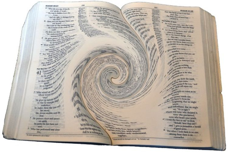 9 урок от ПА о Библии: ИСКАЖЕНИЕ СЛОВА БОЖЬЕГО (Творение…)