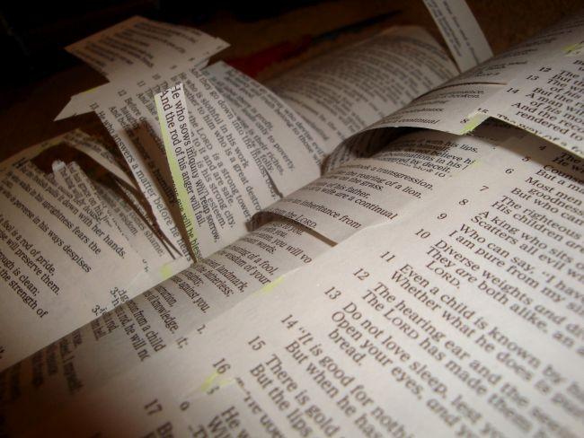 КУЦАЯ БИБЛИЯ