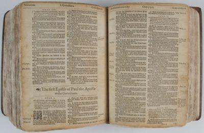 ИЗМЕНЯЮЩЕЕСЯ ТОЛКОВАНИЕ БИБЛИИ В ПРОТЕСТАНТИЗМЕ