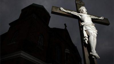 ЦЕРКОВЬ — НЕ ТО ЖЕ САМОЕ, ЧТО ХРИСТОС