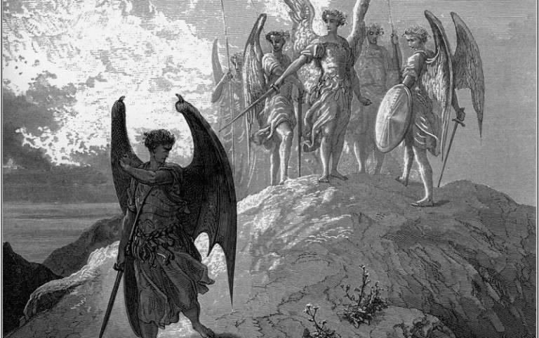 ИЕЗЕКИИЛЬ 28: ПРАВИТЕЛЬ ТИРА ИЛИ САТАНА?